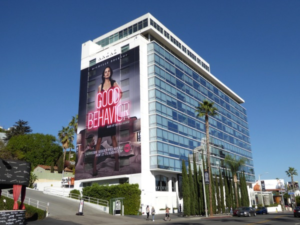 Giant Good Behavior season 1 billboard