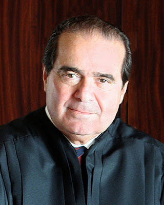 U.S. Supreme Court Associate Justice Antonin Scalia. (Photo from Wikimedia)