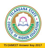 TS EAMCET Answer Key 2017