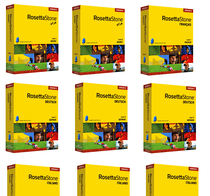 Rosetta Stone 3 4 7 - Full Mega Languages - Smart-Vip