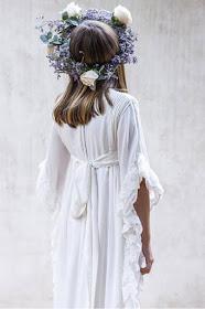 Vestido comunión niña Belle Chiara Couture