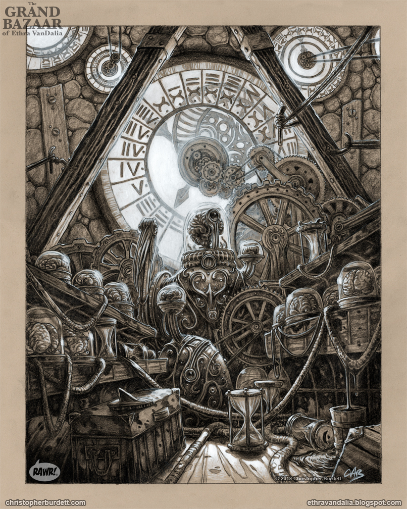 The Doodles Designs And Art Of Christopher Burdett Keeper Of