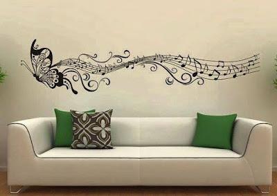 Wall Art Di Rumah