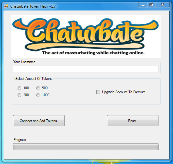 Chatubate tokens