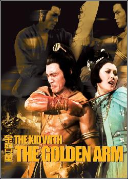 O Braço de Ouro do Kung Fu Dublado