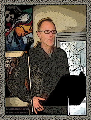 Barry Dempster reads at the Sage Hill Poetry Colloquium, Saskatchewan