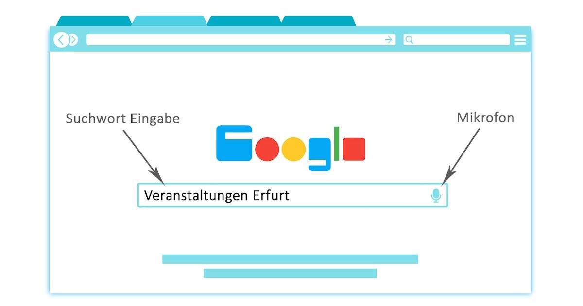 Eine Milliardste Google Suche