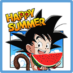 DRAGON BALL's Summer Vacation