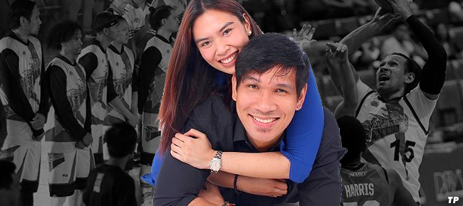 June Mar Fajardo's GF Aerieal Patnongon: 'Stop saying SMB is trash without June Mar'