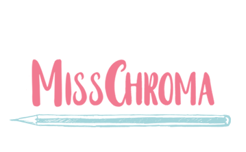 Miss Chroma Illustration