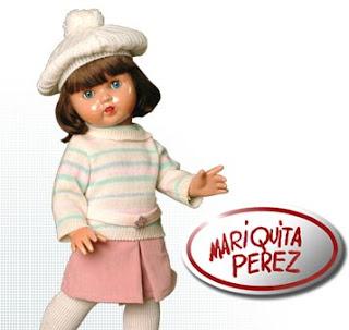 La nueva Mariquita Perez