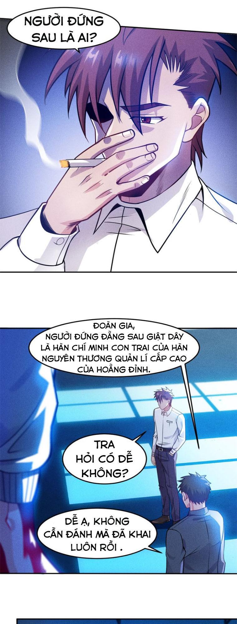 Cao Thủ Cận Vệ Của Nữ Chủ Tịch Chapter 69 - Trang 12