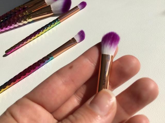 to save alışverişi unicorn makyaj fırça seti 14