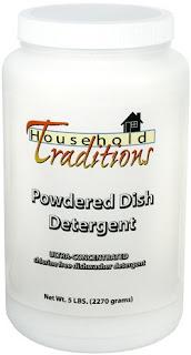 best dishwasher detergent