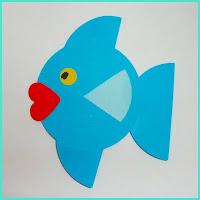 Studiamando liberamente decorazioni estive pesciolini di for Immagini pesciolini
