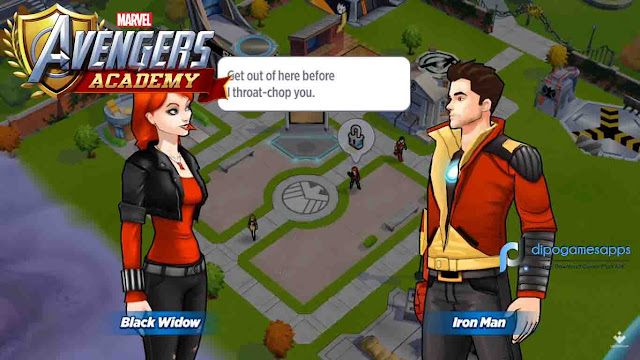 MARVEL Avengers Academy MOD APK Free Store Latest Version