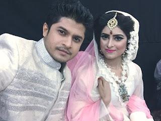 Niloy Alamgir Bangladeshi Actor Biography, Photos, Wallpapers With His Wife Anika Kobir Shokh