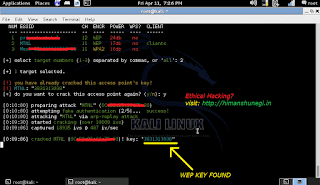 Tutorial WIFITE Hack password Wi-Fi WEP