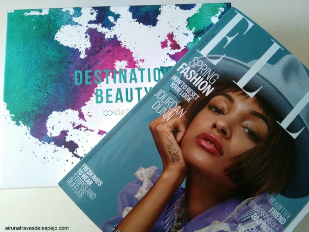 look fantastic beauty box marzo