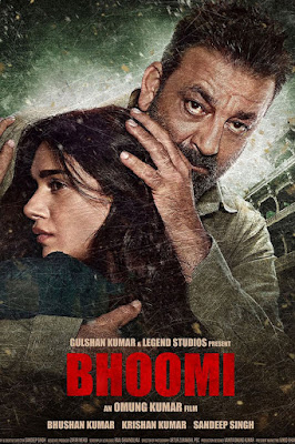 Sanjay Dutt Bhoomi Movie Poster Image