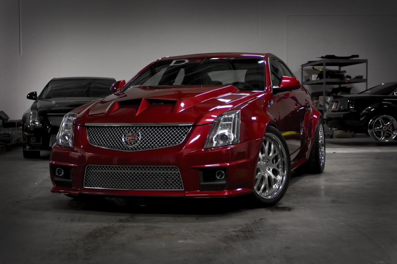 D3 Cadillac
