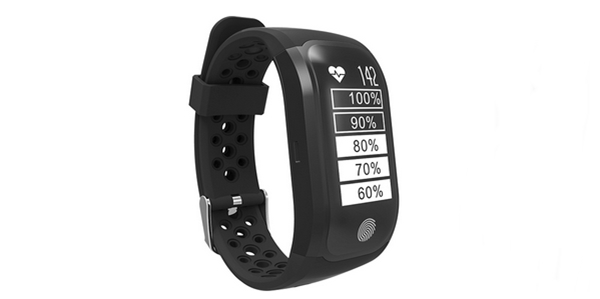 Smartwatch Murah Terbaik dan Canggih Dibawah 1 Juta S908 GPS Sports Smartband