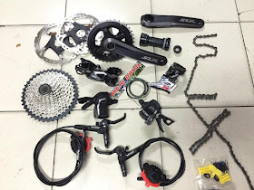 group set slx 11 speed
