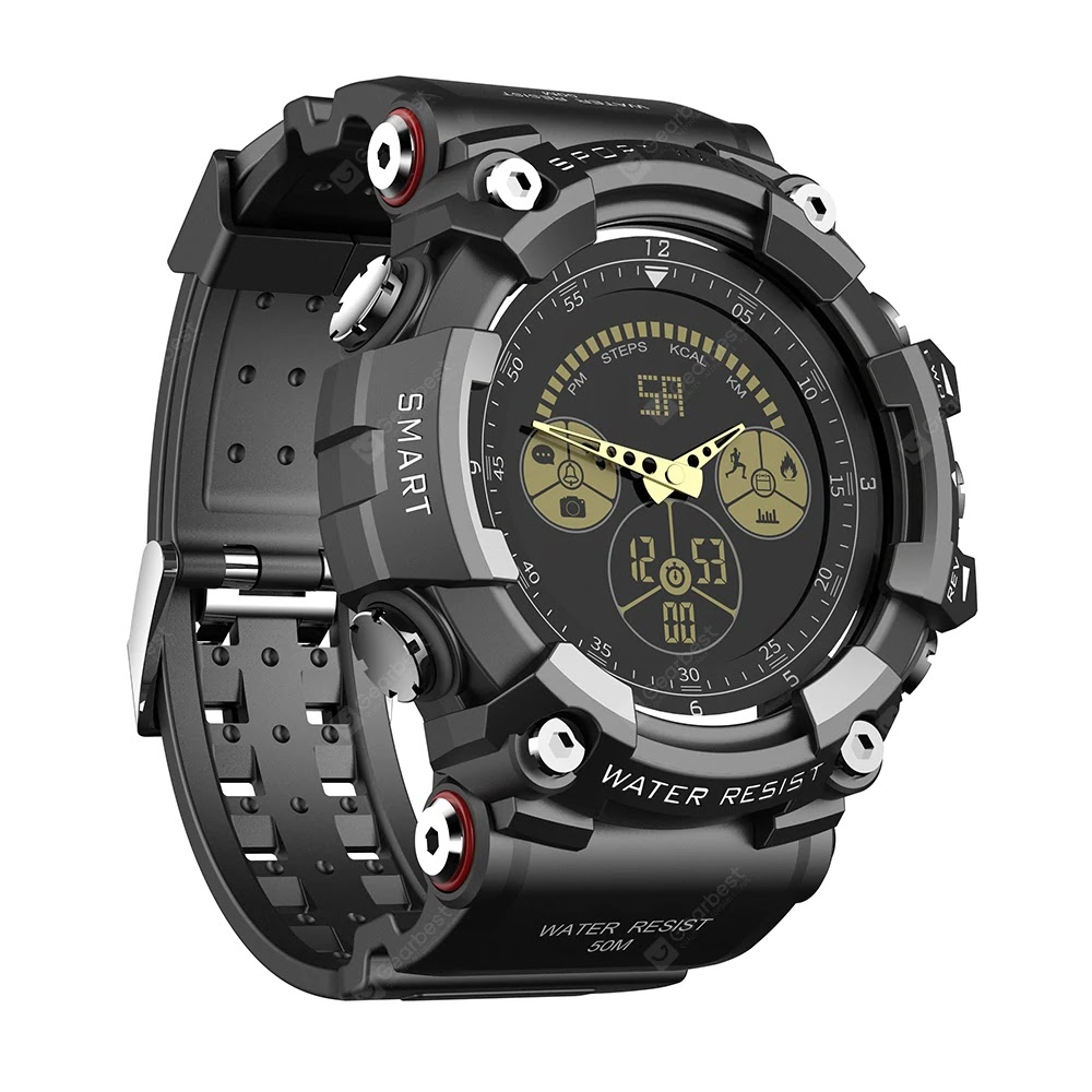 Alfawise DX26 Sports Smart Watch Fitness Tracker