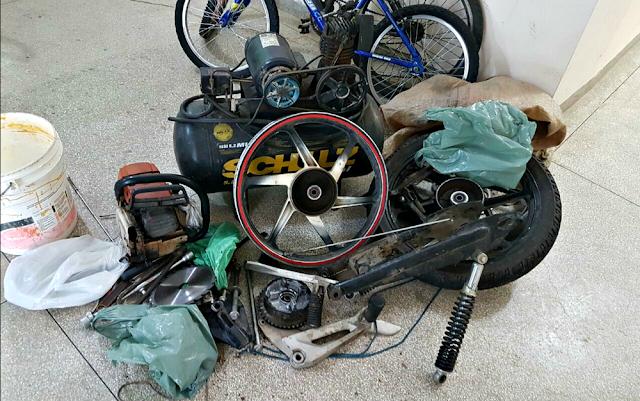 Em menos de uma hora, ladrões furtam casa duas vezes em Cruzeiro do Sul