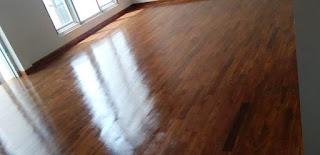 lantai kayu solid sidoarjo