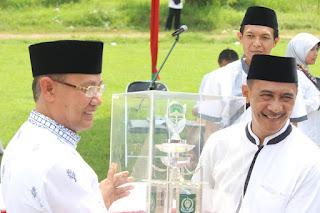 Kafilah Talaga Sabet Juara Umum MTQ Ke 48 Tingkat Kab. Majalengka Tahun 2018