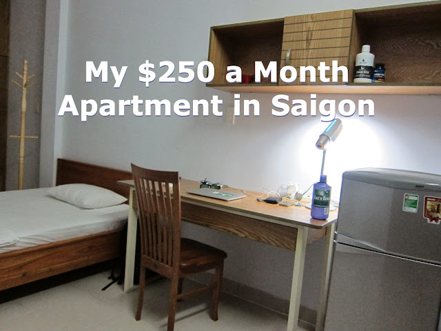 ho chi minh saigon apartment