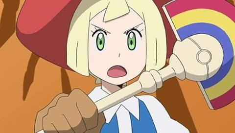 Capitulo 1 Temporada 22 ¡Lillie y el cetro de Alola!