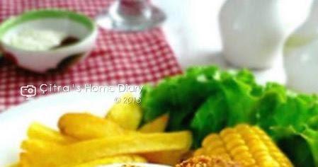 Citra S Home Diary Cheesy Chicken Balls Bola Ayam Keju