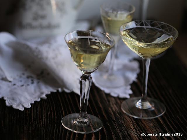 Limoncello nach Originalrezeptur