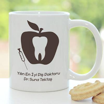 diş hekimliğinden mezun olana hediye