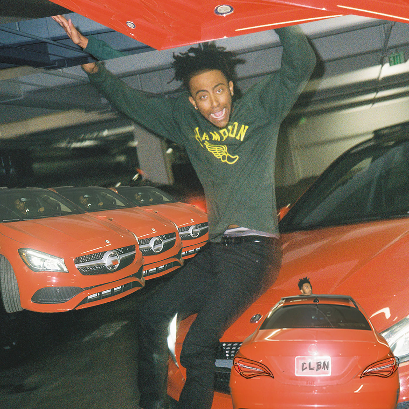 Amine - Redmercedes - Single Cover