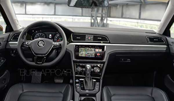 Delightful 2019 VW Jetta Interior