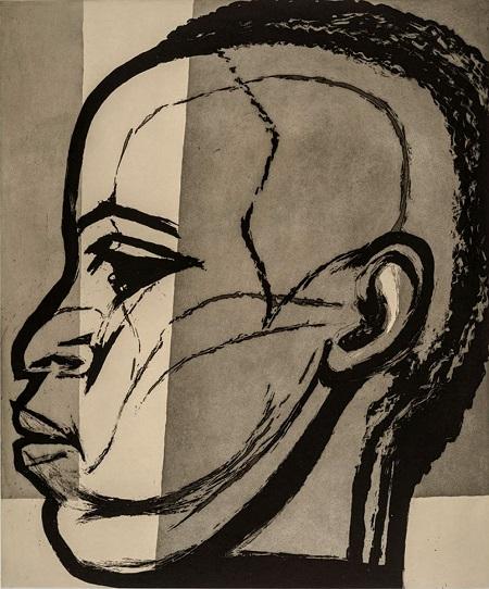 "John Wilson, ""Monumental Head"", 2003."