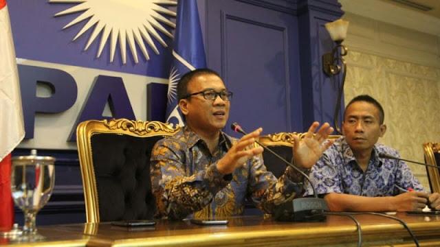 PAN Tak Akan Dukung Jokowi di Pilpres 2019