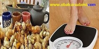 Ramuan Tradisional Untuk Menurunkan Berat Badan