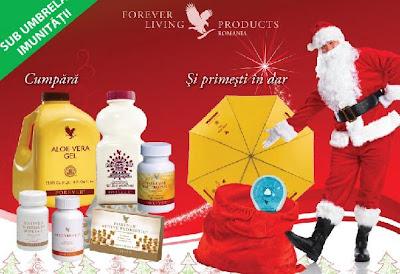 Promotii Forever Dec - Imunitate