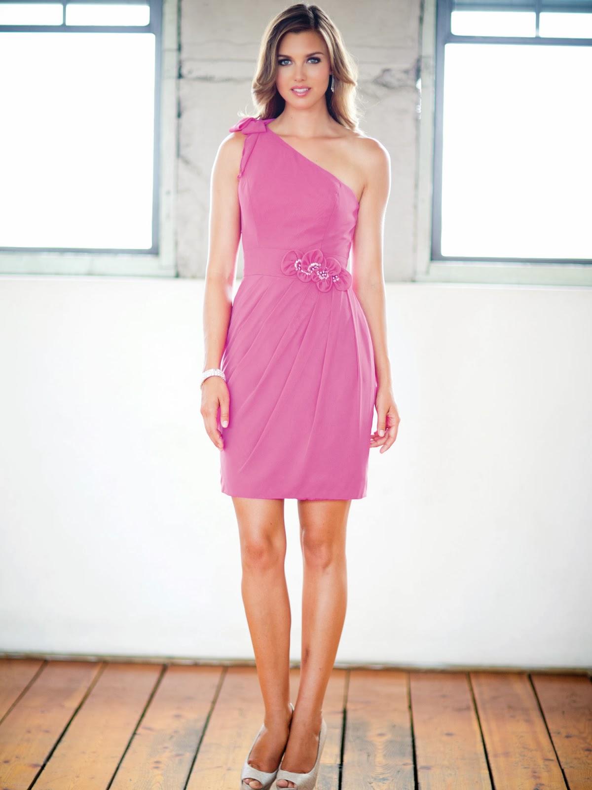 Vestidos cortos elegantes coleccion 2014 | Vestidos | Moda 2018 - 2019