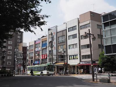 尊い東京の姿: 宿場町板橋を散策し、算術遊び「ひろいもの」の ...