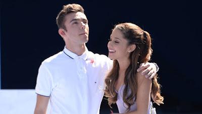 Nathan sykes, Ariana grande, singer, songwriter, performer