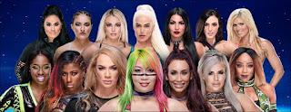 WWE Evolution Battle Royal