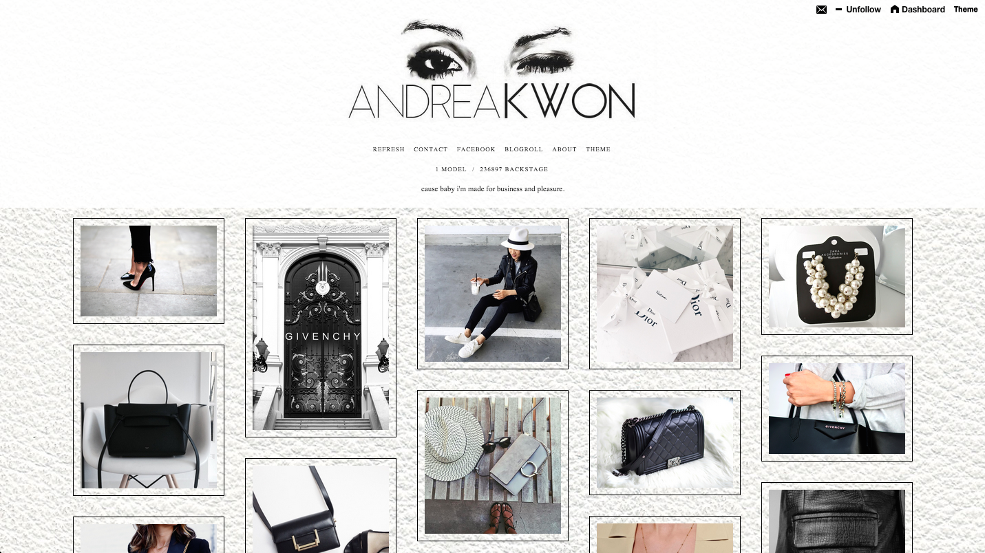 tumblr, blog, fashion, monochrome