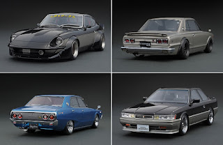 ignition model join tarmac works to produce 1/64 diecast