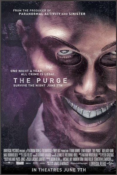 The Purge DVDRip Latino