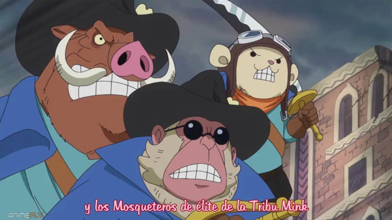 One Piece cap 758 Sub Español